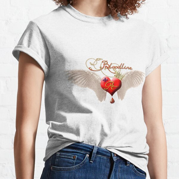 Rhesus Negative Holy Grail Bloodline Classic T-Shirt