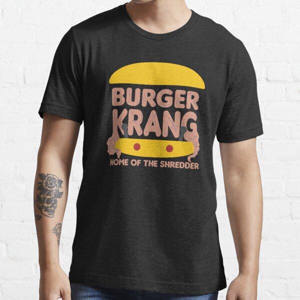 Burger Krang Essential T-Shirt