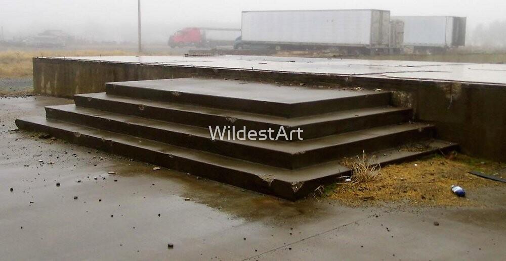 Tornado Damage by WildestArt