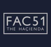 FAC51 The Hacienda | Unisex T-Shirt