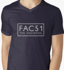 FAC51 The Hacienda Men's V-Neck T-Shirt