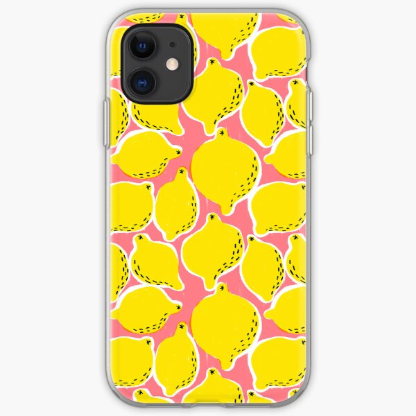 Lemons iPhone Soft Case