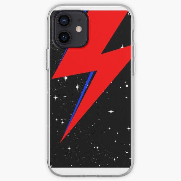 Bowie - Étoiles Coque souple iPhone