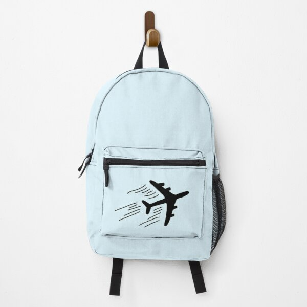 little flying plane Backpack