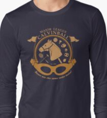Major League Calvinball Long Sleeve T-Shirt