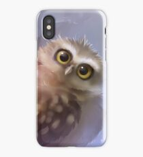 Burrowing Owl iPhone Case/Skin
