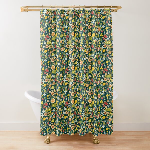 Outdoor feels-1 Shower Curtain