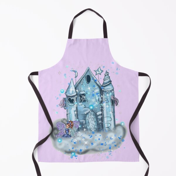 Vera's Love For the The Magical Glass House™ Apron