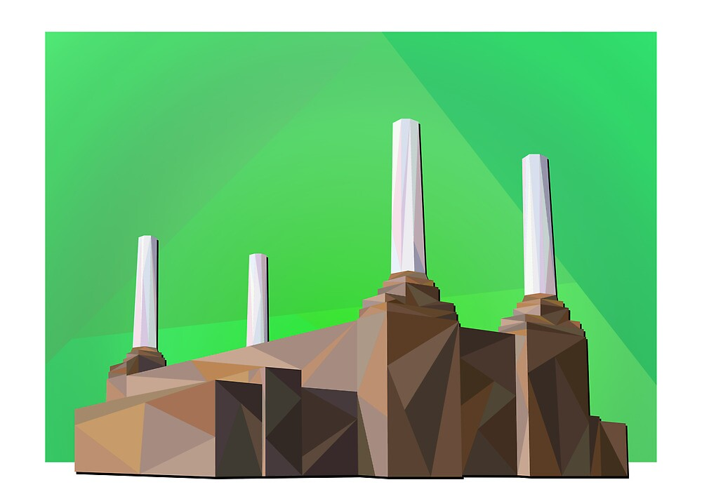 Battersea Power Station by Jack Howse