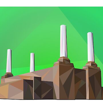 Battersea Power Station by jackhowse