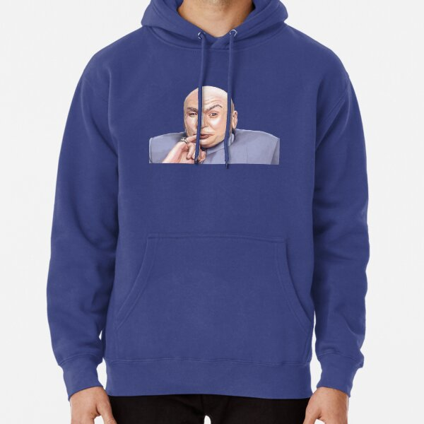 Dr. Evil (Austin Powers) Pullover Hoodie