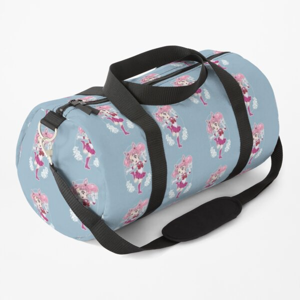 Chibi Moon and Pony Duffle Bag