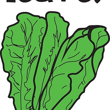 leave. 2 (romaine lettuce)  by JoyVick