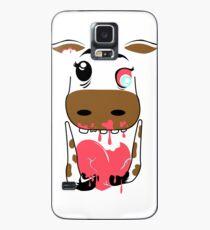 Zombie Animals COW Case/Skin for Samsung Galaxy