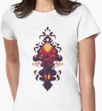 The Lord of Time Womens Fitted T-Shirt