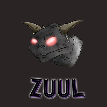 There is no Dana, only Zuul. by violenturge89
