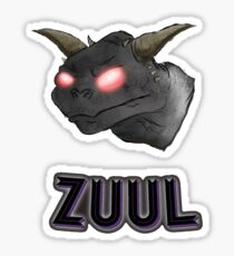 There is no Dana, only Zuul. Sticker