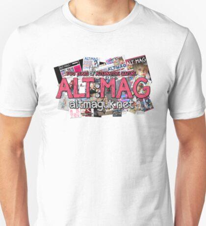 Alt:Mag Promo - Simple Days (2 Year Anniversary Edition) T-Shirt