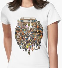 Super Breaking Bad Women's Fitted T-Shirt