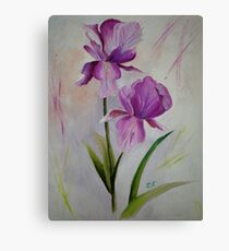 Beauty in Flowers Canvas Print