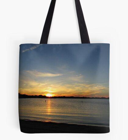 Placid Moments Tote Bag