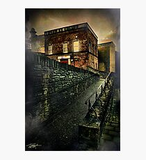 Early Morning • Derry Wall Photographic Print