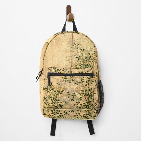 Autumn Grasses Backpack