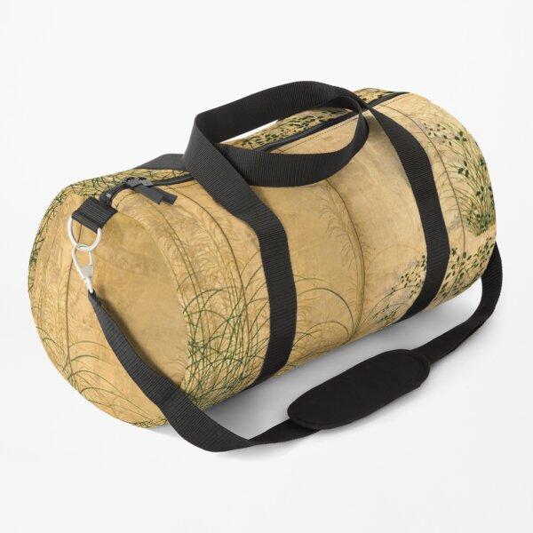 Autumn Grasses Duffle Bag