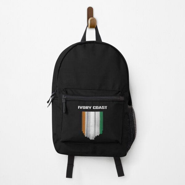 Ivory Coast flag  Backpack