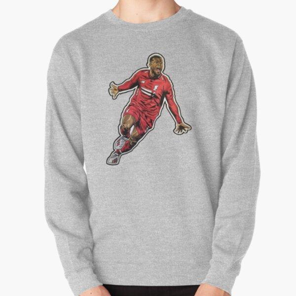 Gini Celebration (Red) Pullover Sweatshirt