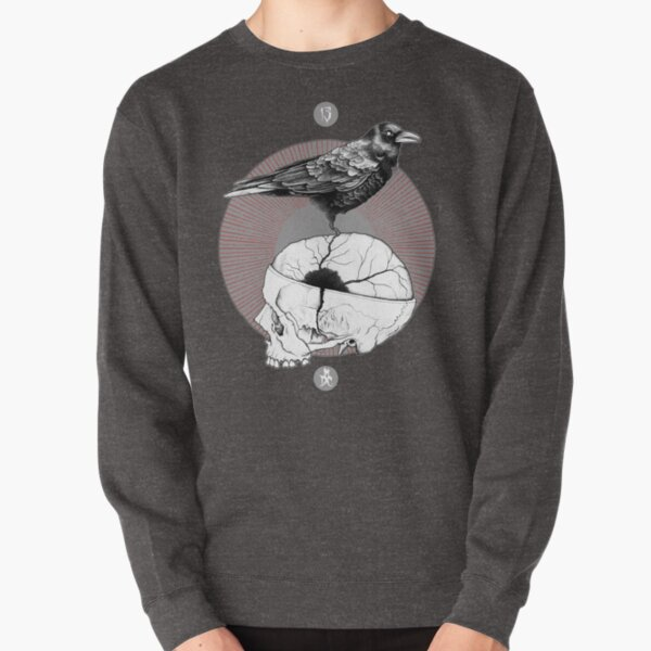 A Mind Is A Terrible Thing To Taste Pullover Sweatshirt