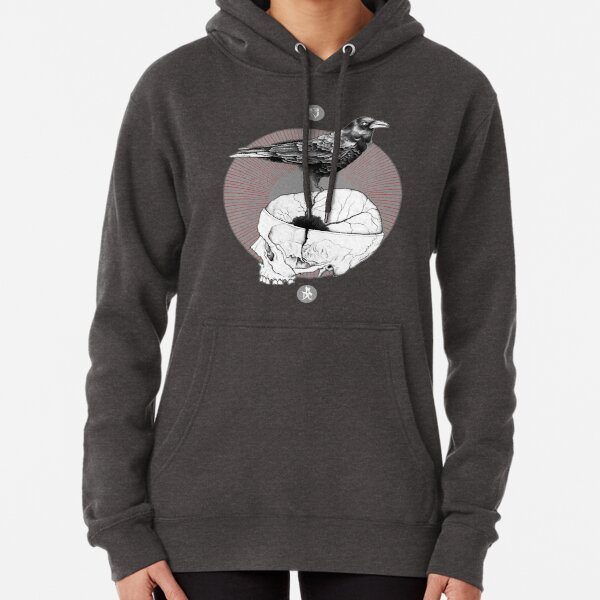A Mind Is A Terrible Thing To Taste Pullover Hoodie