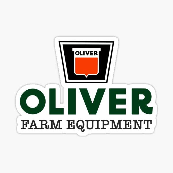 Oliver Farming Equipment Sticker