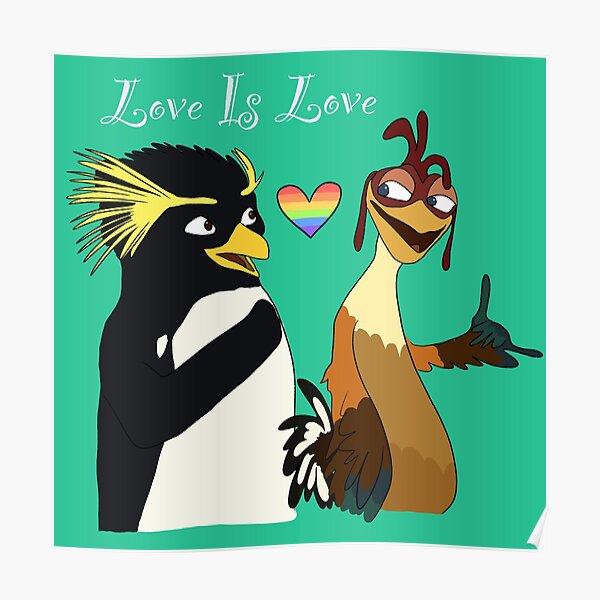 Chicken Joe x Cody Maverick  Poster