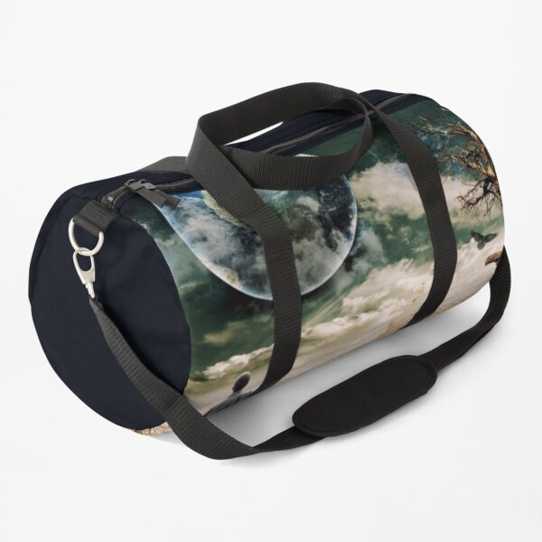 EARTH SURREAL No. 1 Duffle Bag