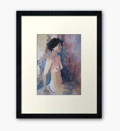 Rebecca II Framed Print