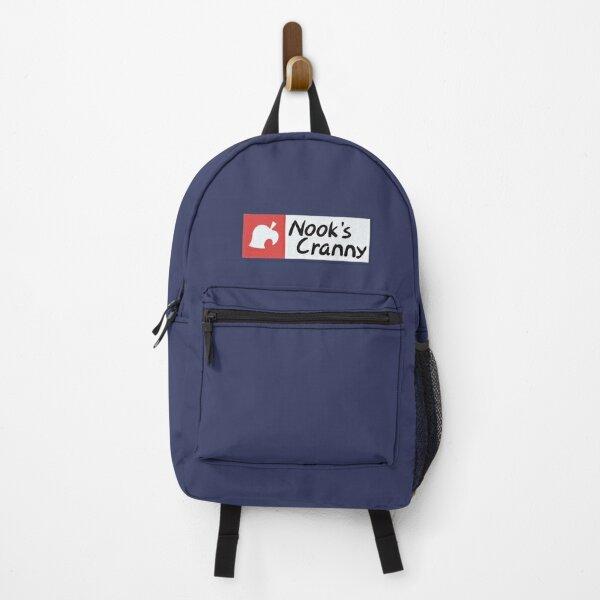 Nooks Cranny Logo  Backpack