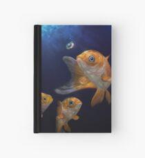 Goldfish Hardcover Journal