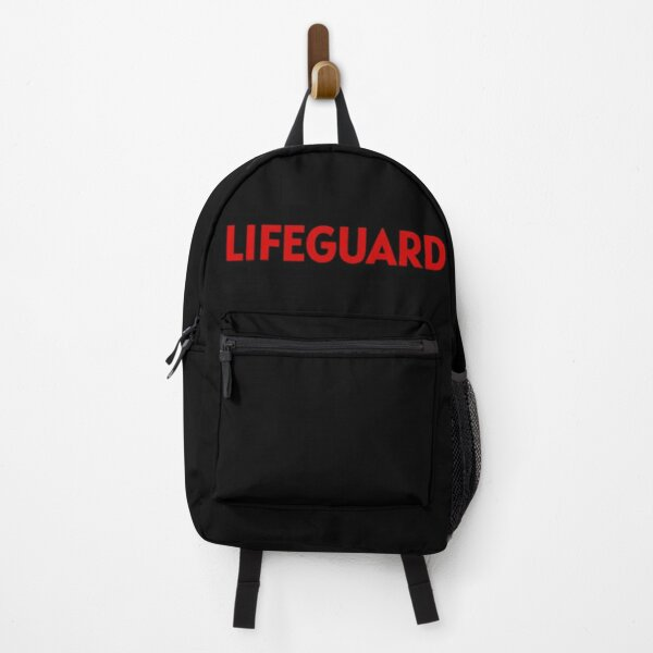 Lifeguard  Backpack