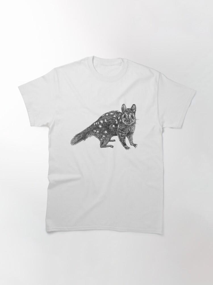 Alternate view of Amanda the Quoll Classic T-Shirt