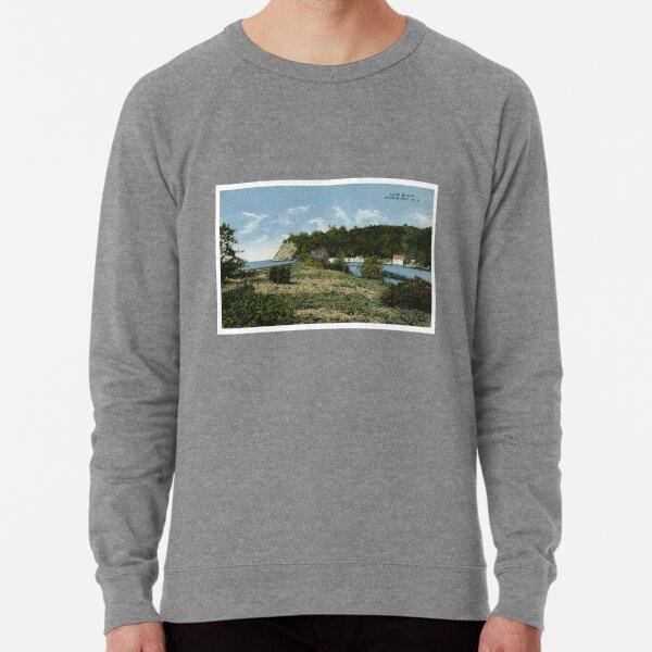 Lake Bluff, Sodus Bay, NY Lightweight Sweatshirt