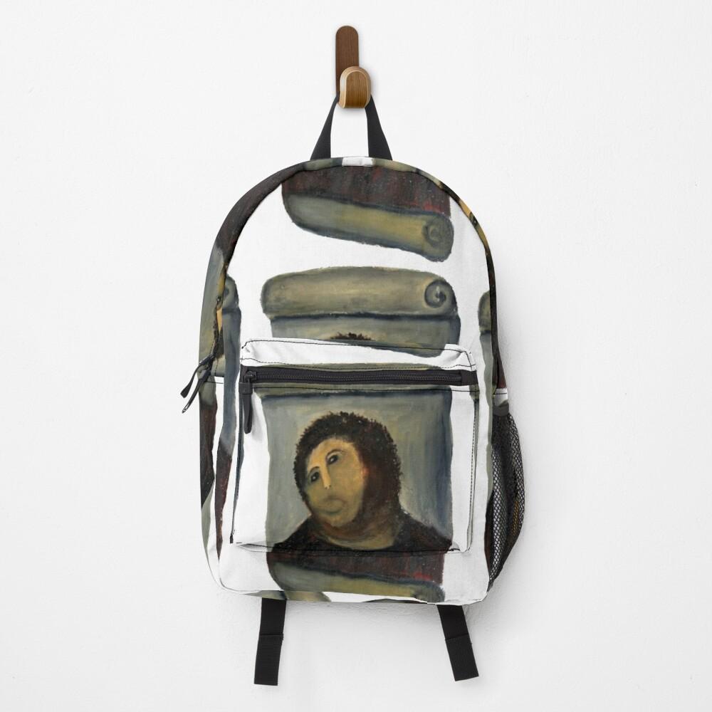ecce homo restoration Backpack