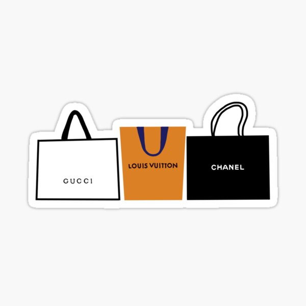 Shopping Bags Sticker