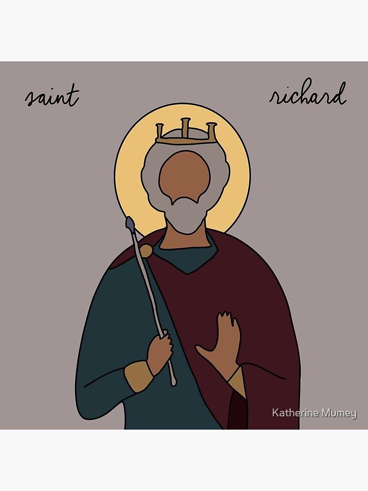 Saint Richard by Katemumey