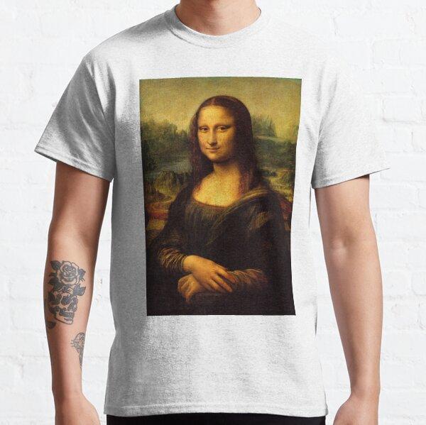 Mona Lisa HD T-shirt classique