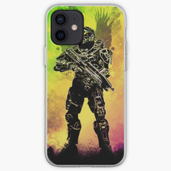 Halo - Master Chief iPhone Soft Case