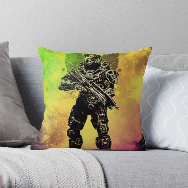 Halo - Master Chief Throw Pillow