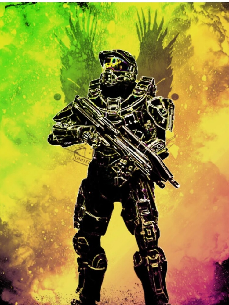 Halo - Master Chief by ProjectBlackout