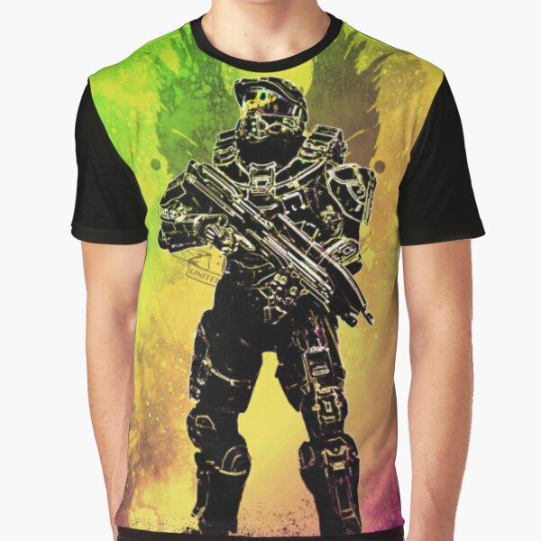 Halo - Master Chief Graphic T-Shirt