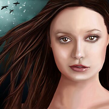 Summer Glau - The girl with the beautiful face by Nowhereman78